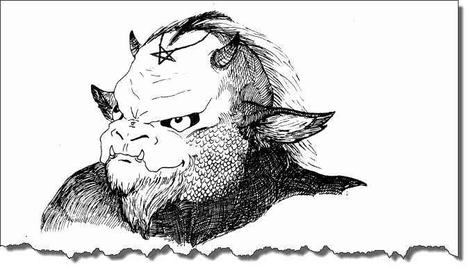 People in the 1970s thought D&D was satanic. Whatever gave them that idea?