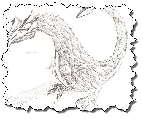 Wyvergon -- A Wyvern/Gorgon Hybrid