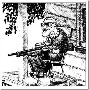 Battlelords -- Grannie