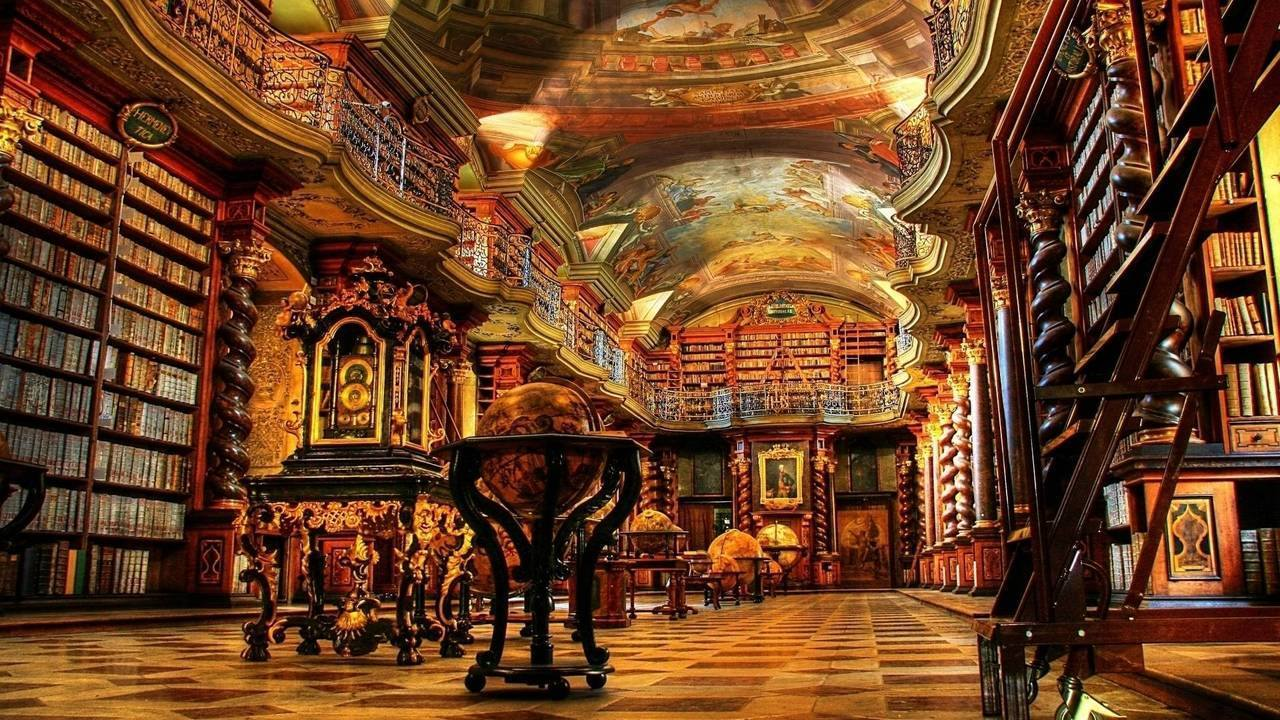 The Aetheric Society Library, 1899