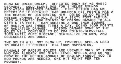 "I Googled ""Critical Mass Of Radium"". Now I'm On A Watch List."