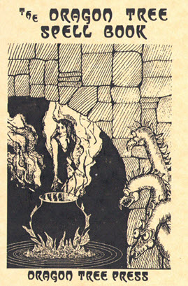 Cover of the Dragon Tree Spell Book